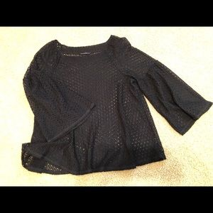 Black Swing Shirt